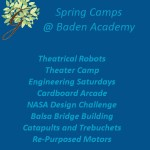 Click for More Information on Grow a Genertation Spring Camps @ Baden Academy