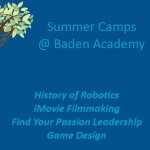 Click for More Information on Grow a Genertation Summmer Camps @ Baden Academy