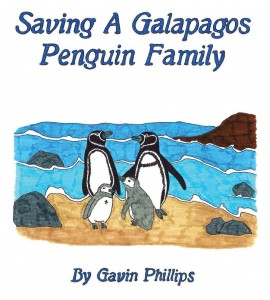 Saving a Galapagos Penguin Family - Gavin Phillips