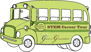 STEM CAREER TOUR BUS