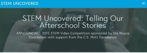 Grow a Generation - STEM Video Competition