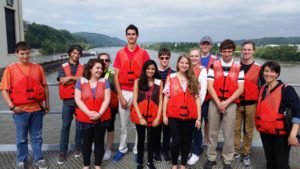 Grow a Generation 2016 STEM Careers Tour Emsworth Locks and Dams 24
