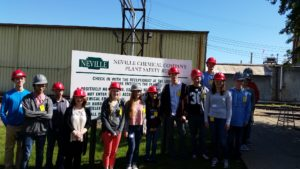 Grow a Generation 2016 STEM Careers Tour Neville Chemical 6