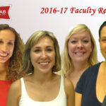 6 Teacher Research Fellows 2016 F